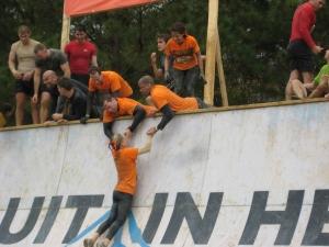 My team on Everest