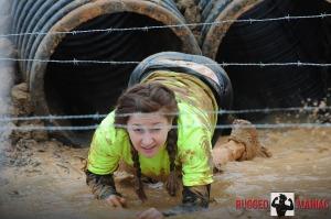 Brooke I got mud in my eye