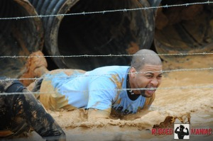 JP in the mud