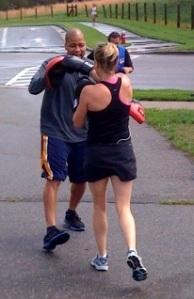 Coach JP training